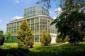 Dimitrie Brandza Botanical garden