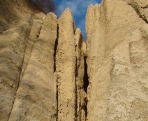 Valea Stancioiului Pyramids