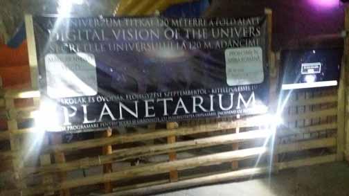 Planetarium Praid