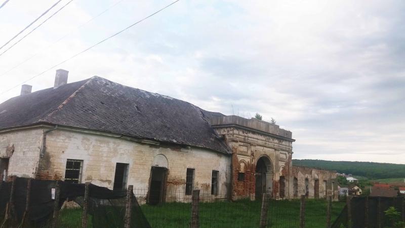 Castelul Toldalagi