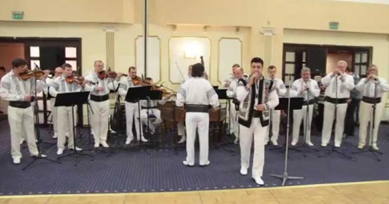 The Rapsozii Botosanilor Ensemble