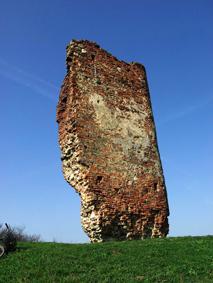 Ruine Cetatea Adrian