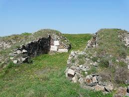 Dinogetia Dacian Fortress