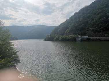 Somesul Cald Lake