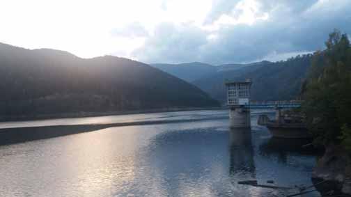 Pecineagu Lake