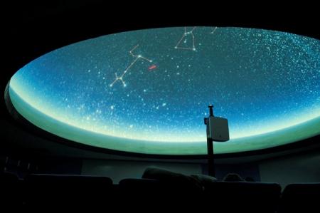 The Planetarium in Constanta