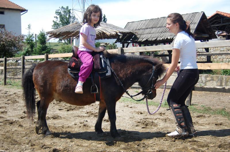 Horse riding Alba