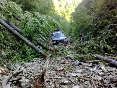 Off road trip in Transylvania
