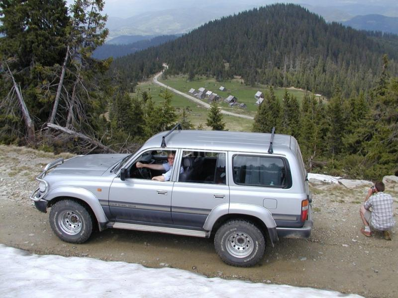 Off road trips Apuseni