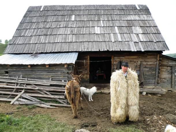 Parang sheepfold