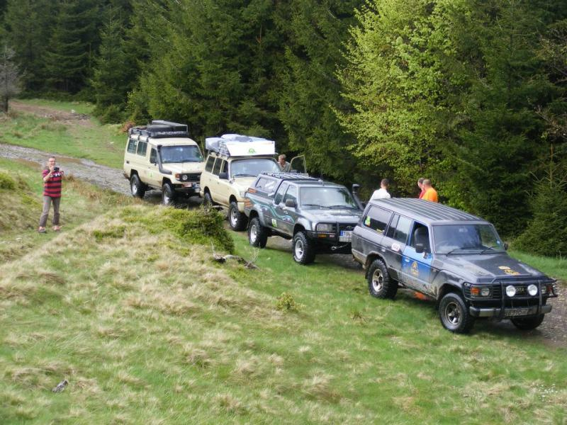 Kamikaze club off road team- collaborations