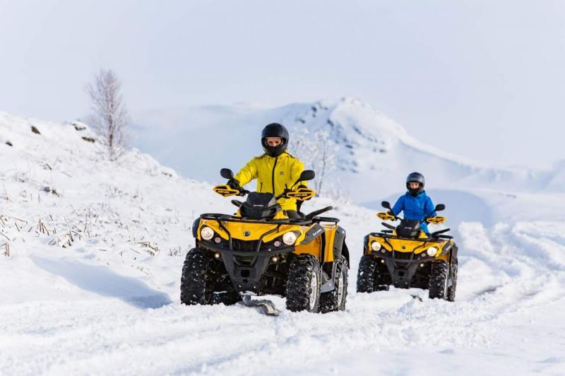 Safari Winter ATV