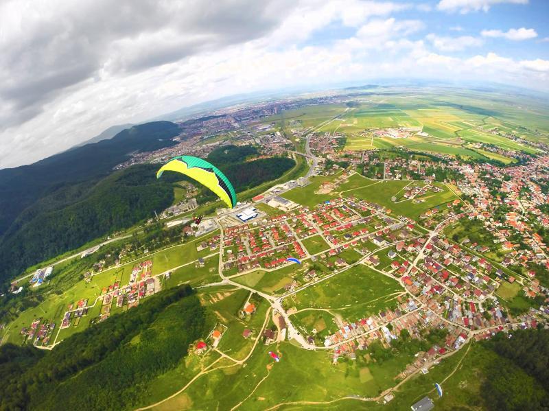 Hang-gliding Vidolm