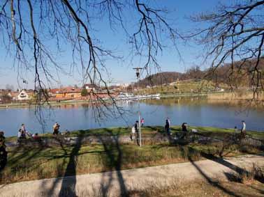 Picnic Area Noua Lake Brasov