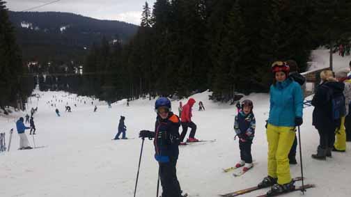 Baile Harghita Ski