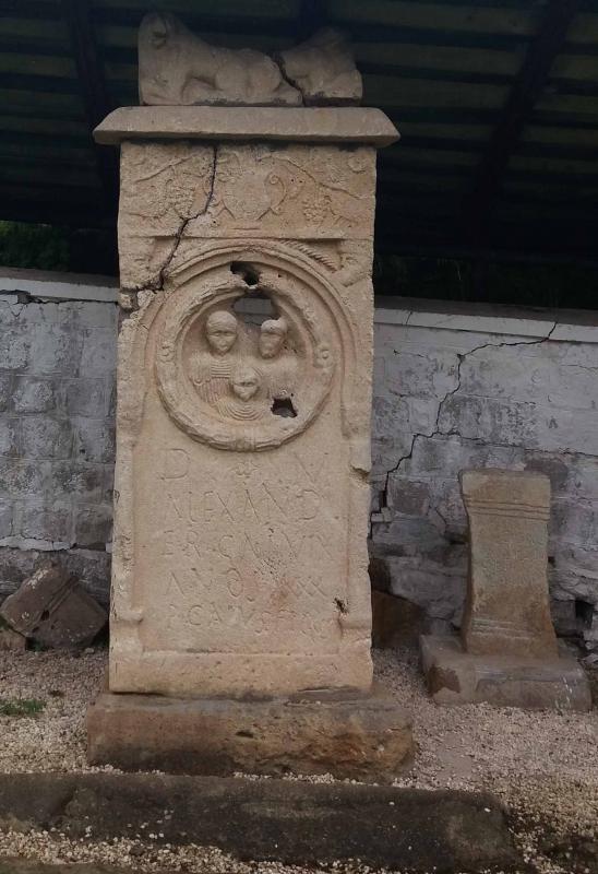 Roman Temple Valley of Nan