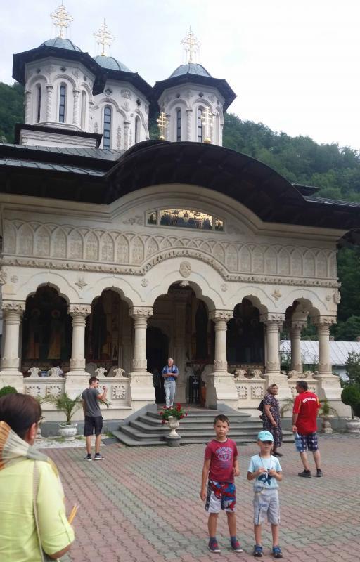 Lainici Monastery