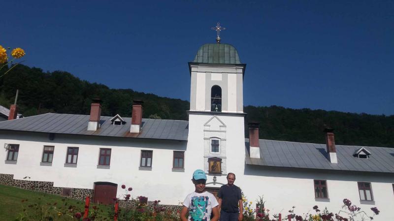 Frasinei Monastery