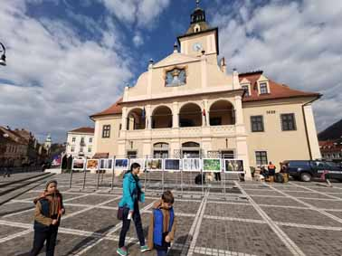 County Museum of History Brasov
