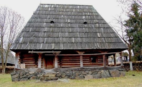 Dunca Pâţu House