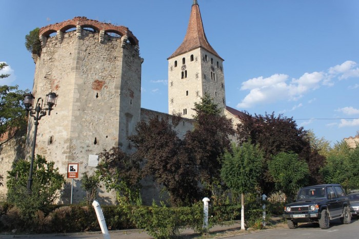 Fortified church