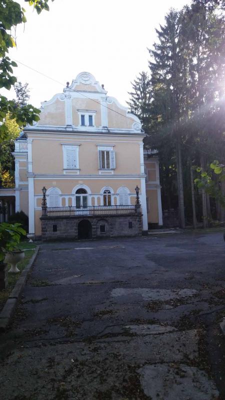Szentkereszty Castle